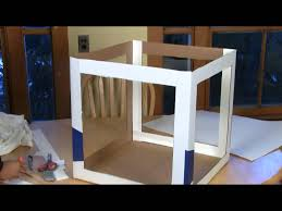 photography shooting table diy diy lightbox for product photography youtube