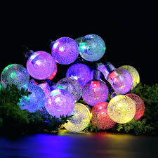 droplite solar powered outdoor curtain string lights 100 leds