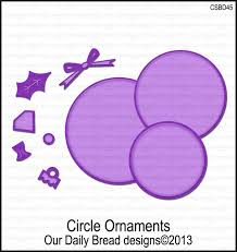 ornament dies