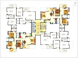 4 bedroom apartment house plans cool 14 corglife