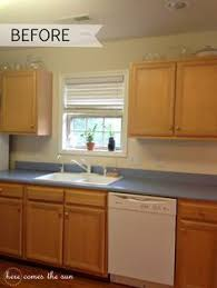 Kitchen Cabinet Updates by Kitchen Cabinet Makeover Part One Kitchens Interiors And