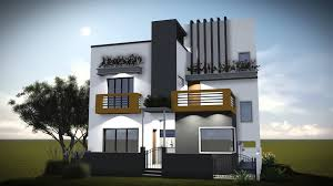 Residential Building Elevation by Elevation Treatment 1 Youtube