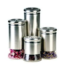 walmart kitchen canister sets glass kitchen canisters s jar set containers walmart