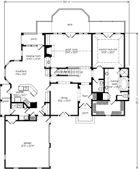 House Plans With Keeping Rooms Chattahoochee Run Spitzmiller And Norris Inc Southern Living