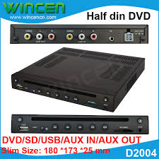 format flashdisk untuk dvd player half din car dvd player with dvd sd usb aux in aux out small size in