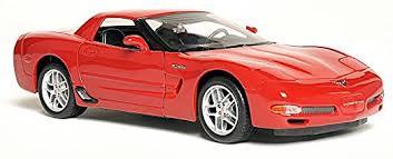 special edition corvette amazon com maisto special edition 1 24 chevrolet corvette z06