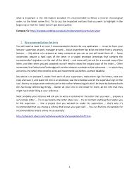 awesome collection of sample reference letter for chevening