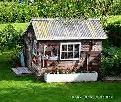 Summer Garden Sheds - summer 2011 gardening yard and junk photosfunky junk interiors