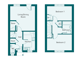 Clarendon Homes Floor Plans Walk Through Robe To Ensuite Master Bedroom With Bathroom And In