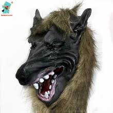 Werewolf Mask Popular Werewolf Mask Buy Cheap Werewolf Mask Lots From China