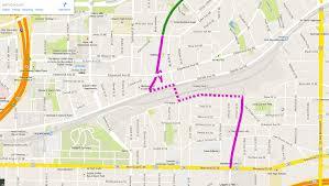 Atlanta Beltline Map Eastside Trail Expanding Southward Beltlandia