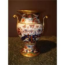 Spode Vases Antique Spode Vase In 967 Pattern 1955159