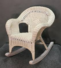 White Wicker Chairs For Sale White Wicker Rocking Chair Furniture Antiques Browser White Wicker