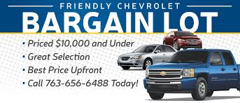 friendly chevrolet in fridley near blaine u0026 minneapolis dealership
