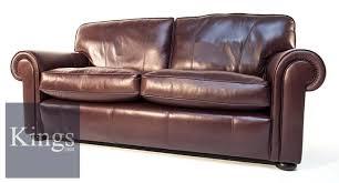 Wade Leather Sofa Wade Upholstery Berrington Large Sofa