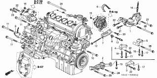 honda engine diagram 1996 wiring diagrams instruction
