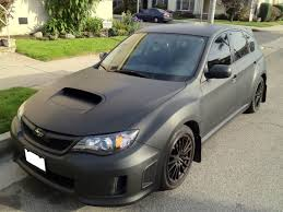black subaru 2017 matte black wrx x post from r cars subaru