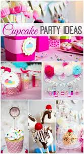 Cupcake Decorating Party Cupcake Bday Party Will Pull Ideas For This For Madelynnes 13th