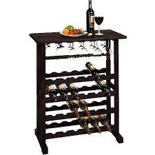 Wine Racks Walmartcom - Kitchener wine cabinets