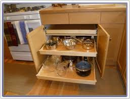 Kitchen Cabinet Pull Outs by Kitchen Cabinet Pull Out Drawers Cabinet Home Decorating Ideas