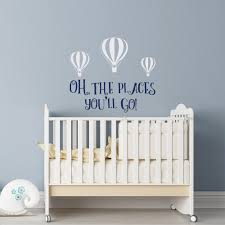 oh the places you ll go wall decal dr seuss nursery dr details oh the places you ll go wall decal dr seuss