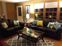 Small Living Room Decorating Ideas Pictures Living Room With Leather Furniture Modern Leather Living Room