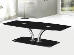 Black Gloss Glass Coffee Table Furniture Black Glass Coffee Table Office Avenue Six