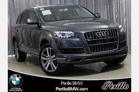 audi q7 for sale in chicago used audi q7 for sale in chicago il edmunds