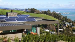 self sustaining homes self sufficient substantial home with a positive energy rating