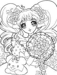 kawaii coloring pages bestofcoloring