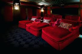 home theater seating leather power recliners theater seating