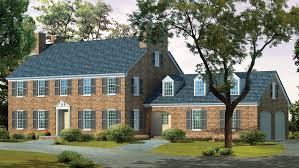 adam style house traditional georgian style house plans