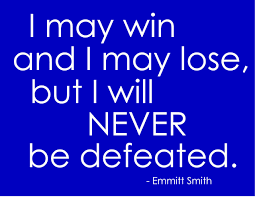 i will never be defeated word freebie football quotes