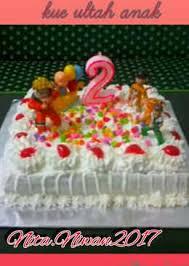 cara membuat hiasan kue ulang tahun anak 1 064 resep kue ulang tahun anak enak dan sederhana cookpad