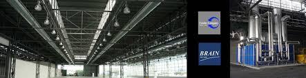 riscaldamento per capannoni riscaldamento e condizionamento capannoni industriali fandes