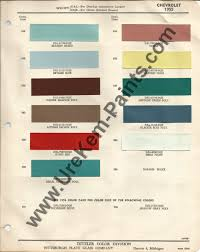 1955 chevrolet bel air car paint colors urekem paints