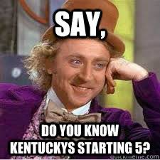 Kentucky Basketball Memes - laughing at lebron in crunch time please tell me about your nba
