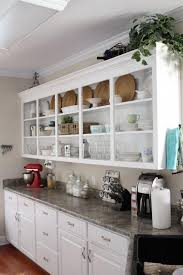 open shelf kitchen cabinet ideas open shelves in kitchen ideas home decor gallery