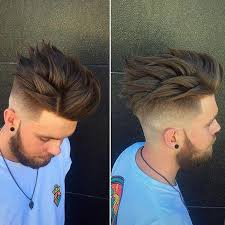 pic of back of spikey hair cuts achieve amazing spiky hairstyles for men