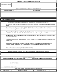 conformity certificate template this sample aed policy is