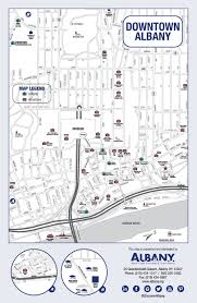 albany map about