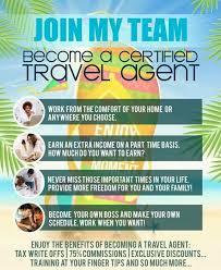 how to become a travel agent images Travel agent training certification 9 best travel agents wanted jpg