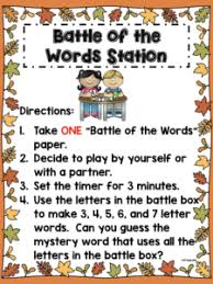 feeling thankful with fall literacy stations lessons by sandy