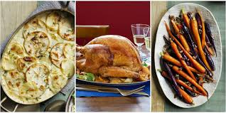5 thanksgiving menu ideas easy thanksgiving dinner menus