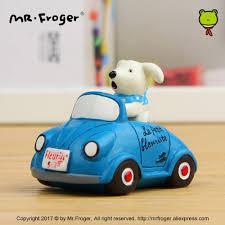 aliexpress com buy mr froger zakka home decor blue car dogs