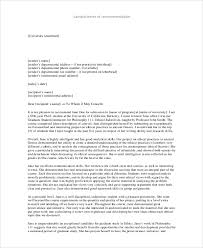 College Letter Of Recommendation From Sle College Recommendation Letter 7 Exles In Word Pdf