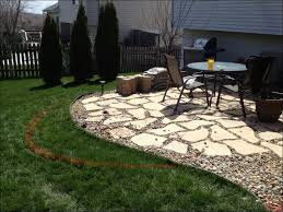 Gravel Backyard Ideas Exteriors Marvelous Pea Gravel Landscaping Ideas Gravel And
