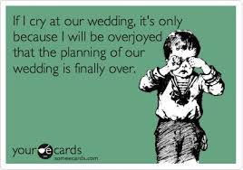 wedding wishes humor wedding wednesday reply card stress words thoughts