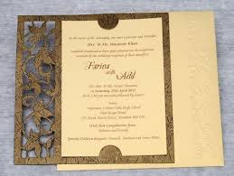 ceremony cards single sheet invitation cards single invitation cards exporter