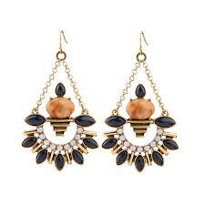 Chandelier Earrings India Fashion Indian Jewelry Vintage Chandelier Earrings Resin Gem